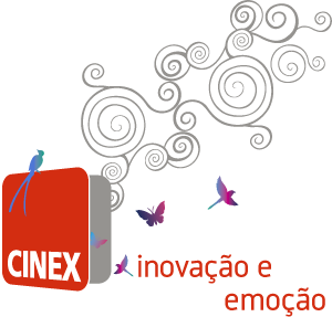 Cinex - inovação e emoção